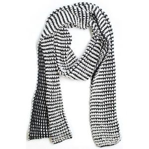 Forever 21 Accessories - Black and White Scarf
