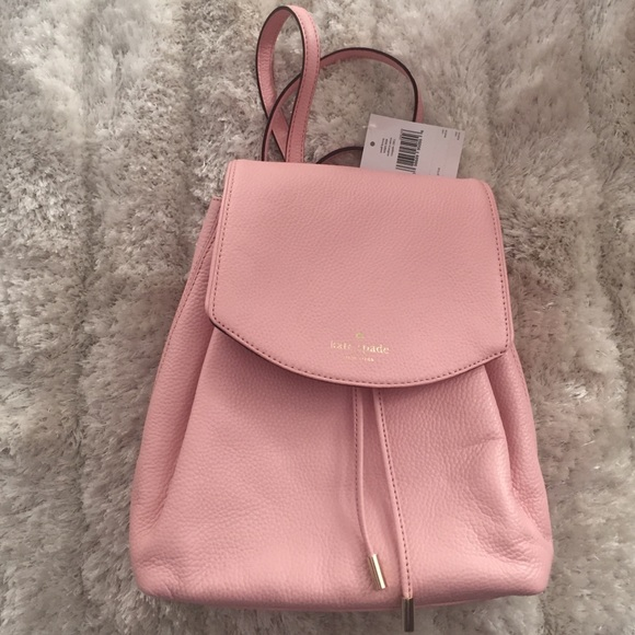 24% off kate spade Handbags - Kate spade pink mini backpack nwt ...