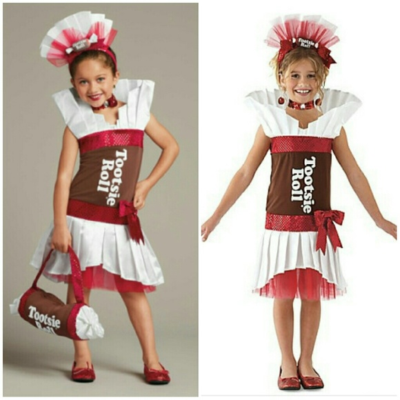 Chasing Fireflies Costumes Girls Size 6 Tootsie Roll Fun Fancy