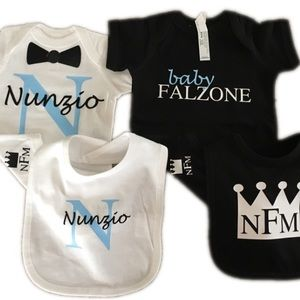 Other - Custom made onesies