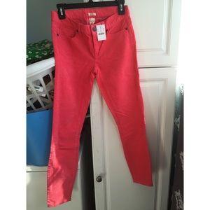 J. Crew Pants - J. Crew NWT skinny toothpick corduroy pants