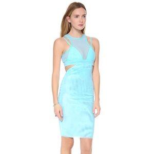 Bec & Bridge Dresses & Skirts - NWT mesh body dress
