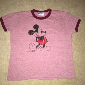 Disneyland Other - Kids MICKEY MOUSE T-SHIRT