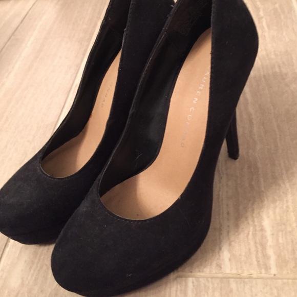 lauren conrad black pumps