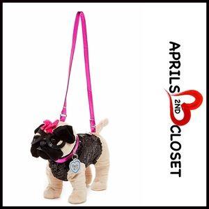 Boutique Other - ⭐️⭐️1-HOUR SALE❗PUPPY PUG DOG PURSE Mini Bag