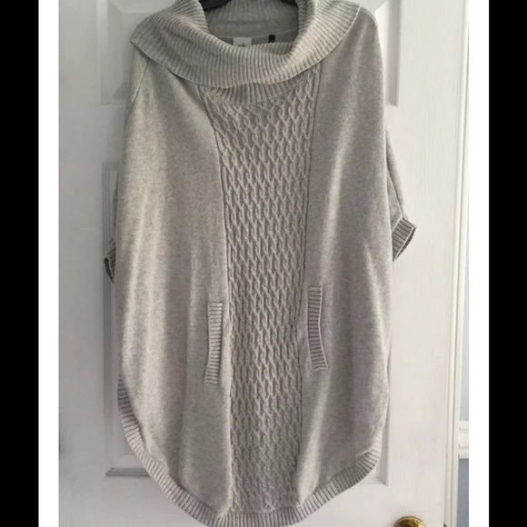 70% off CAbi Sweaters - CAbi Cowl poncho 3003 from T's closet on ...