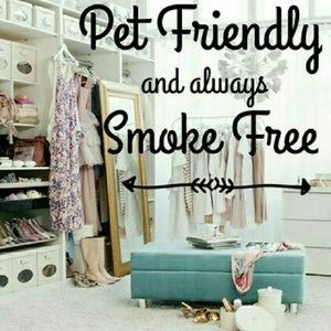 Other - All items are from a smoke free home