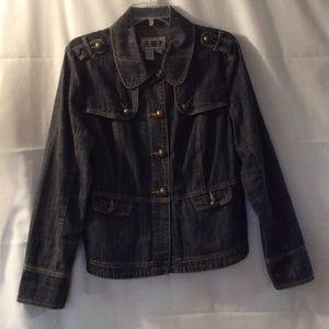 AMI Jackets & Blazers - AMI denim jacket