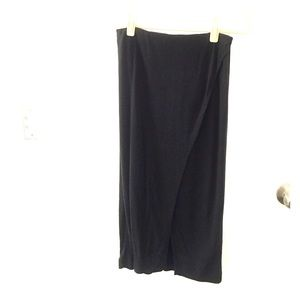 NWT Zara midi skirt