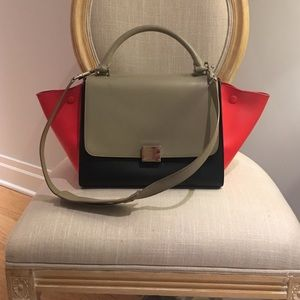 buy original celine bags online - Celine Trapeze Handbags on Poshmark