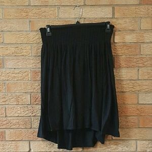 Liz Lange Dresses & Skirts - NWOT Maternity black elastic skirt
