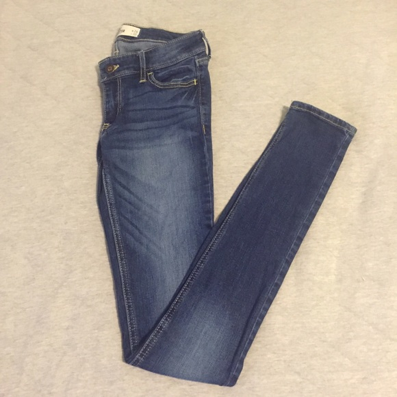 hollister dark jeans for men - photo #48