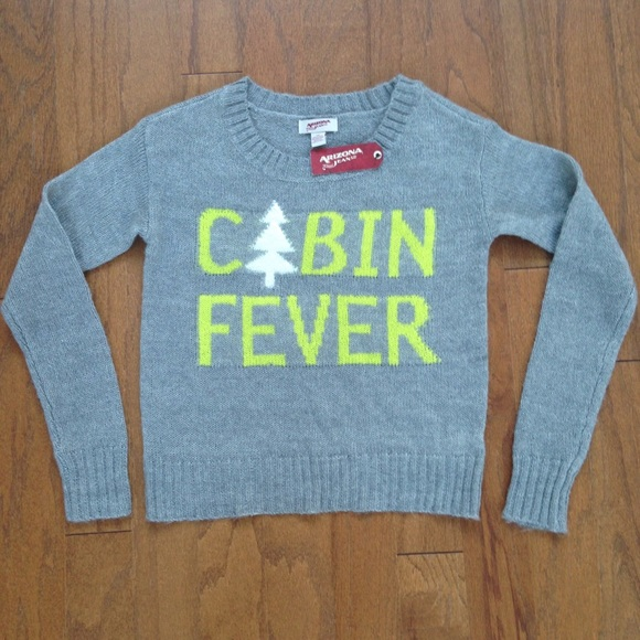 Cabin Fever Sweater Nwt