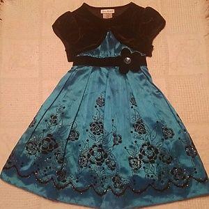 24th & Ocean Other - BEAUTIFUL EASTER DRESS girls dress size 5