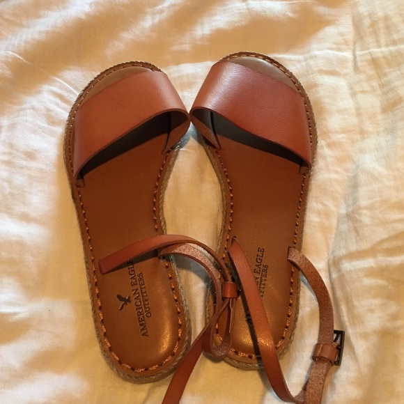 0a2cbfe18 American Eagle Outfitters Shoes - American Eagle Strappy Sandals women s  size 11