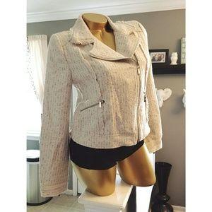 Potter's Pot Jackets & Blazers - Tweed bomber jacket