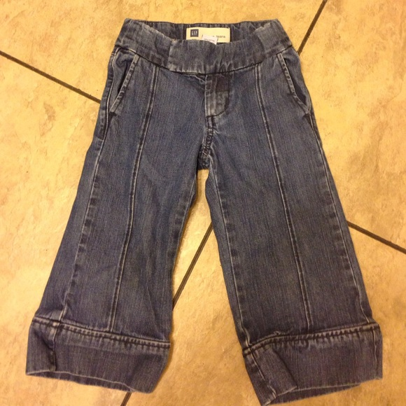 63% off Gap Other - Girls Gap jean capris from Kendall's closet on ...