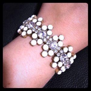 J. Crew Jewelry - J. Crew Statement Bracelet