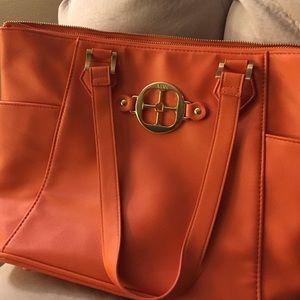 NWOT Handbag by Iman.
