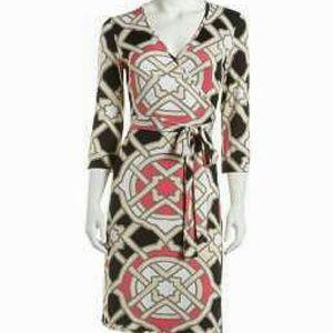 Julie Brown Dresses & Skirts - Julie Brown Stretchy Wrap Dress