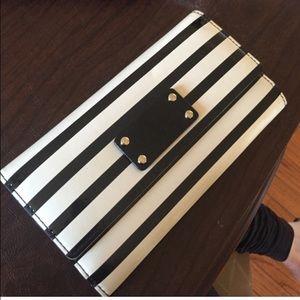 Kate Spade checkbook wallet