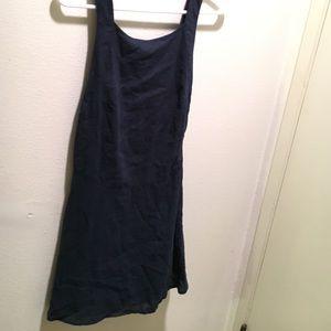 Kimchi Blue navy blue dress