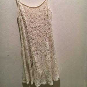 Knit Tobi mini sundress