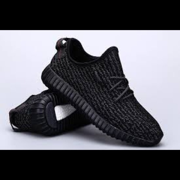 ac7d14671 Yeezy 350 Boost size 11 All-Black Pirate 💯 new