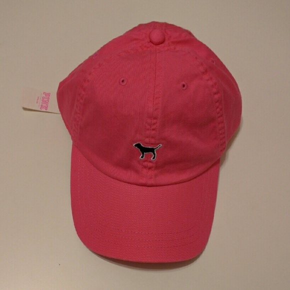 Pink Victoria S Secret Vs Pink Baseball Hat From Yhenn S