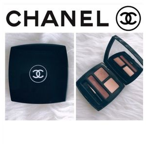Chanel Other - CHANEL, Basic Eye Colour Trio