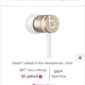Have these earphones new in box