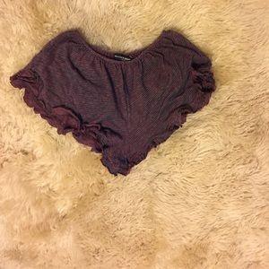 Pants - Brandy Melville Vodi Shorts