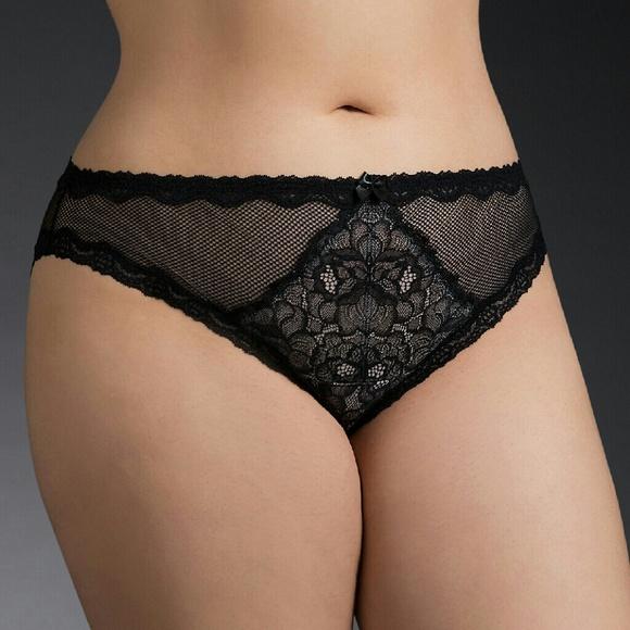 331913cf4e5c torrid Intimates & Sleepwear | Sale Fishnet Lace Bikini Panty | Poshmark