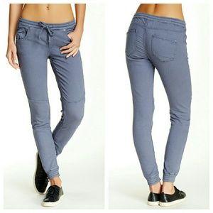 Mavi Pants - Designer Mavi Aubrey Jogger Pant 27 28 29 4 6 8