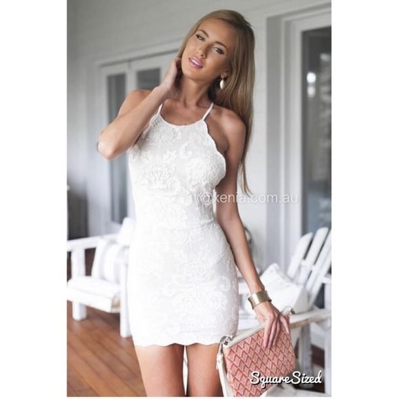 Boutique Beige Dresses