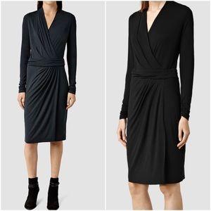 All Saints Dresses & Skirts - All Saints Nova Dress in Black