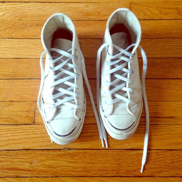 4b100b97dfd0 Maison Martin Margiela Shoes - Margiela x Converse Chuck Taylor High Top