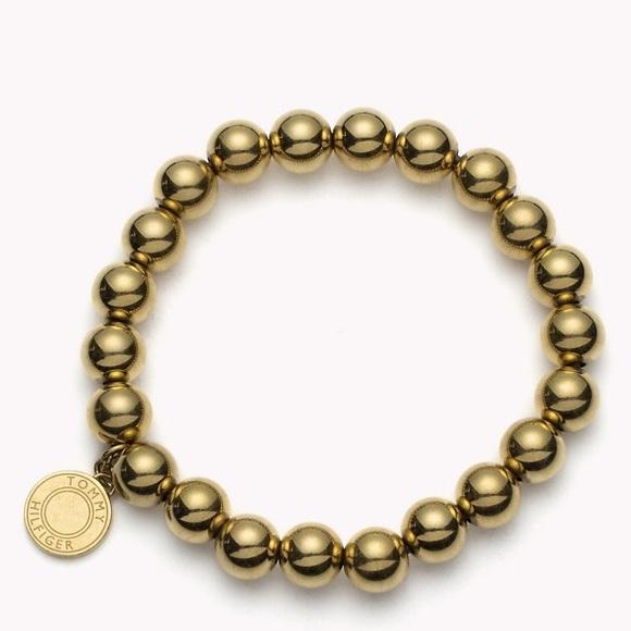 tommy hilfiger tommy hilfiger bead stretch bracelet from dr prince 39 s closet on poshmark. Black Bedroom Furniture Sets. Home Design Ideas