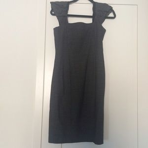 Emporio Armani Black and white dress-