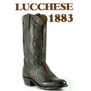 Lucchese Shoes - 🎉3XHP 8/2 ,10/16, 1/15/17🎉LUCCHESE BOOTS