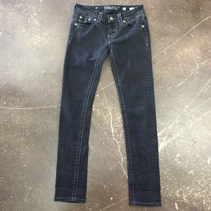 Skinny Miss Me Jeans - Size 27 (4)