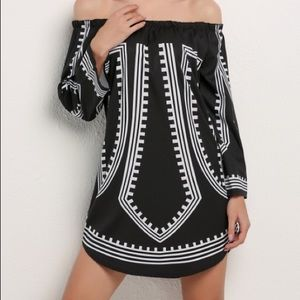 ‼️Final price ‼️ Off the shoulder tunic