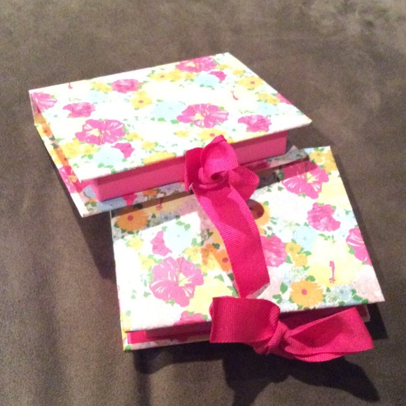 Accessories - 2 Lilly Pulitzer gift boxes