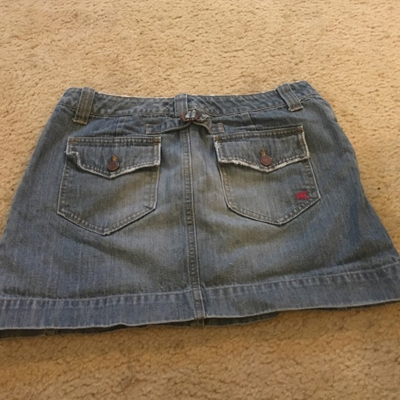 american eagle outfitters american eagle size 8 denim