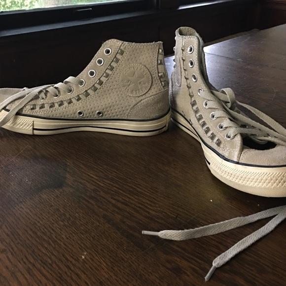 Converse Shoes | Rare Grey Suede