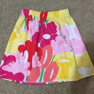 Lilly Pulitzer Dresses & Skirts - Lilly Pulitzer XS floral skirt
