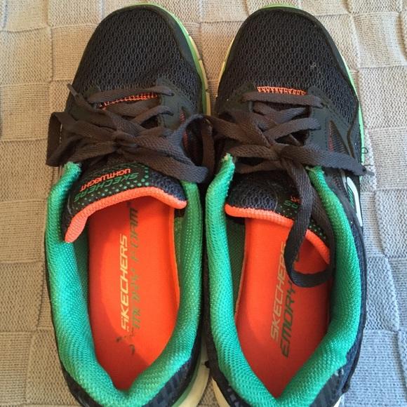 69 shoes skechers memory foam tennis shoes from