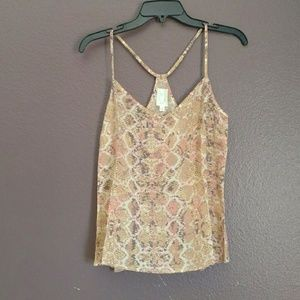 NWT Anthropologie Tank