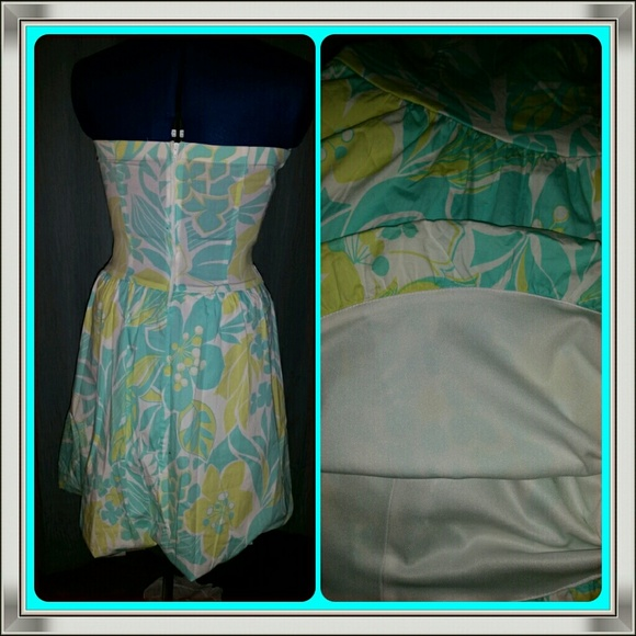 Ruby Rox - NWOT Ruby Rox Strapless Dress from Debbie's closet on ...