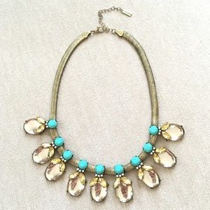 Bauble Bar Jewelry - BAUBLE BAR Gem Statement Necklace